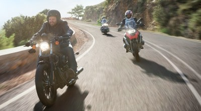 How can TomTom make group riders' trips safer and more enjoyable?