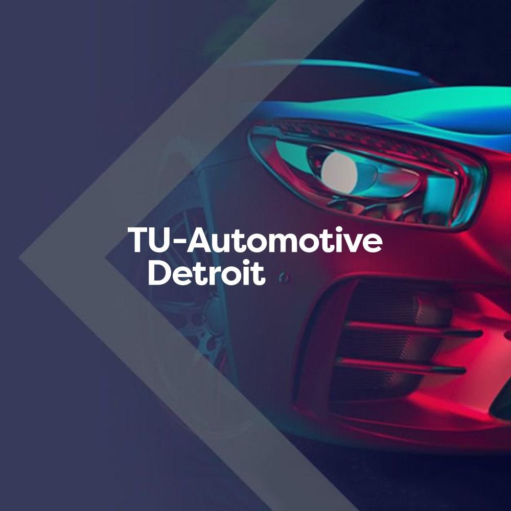 TU-Automotive Detroit