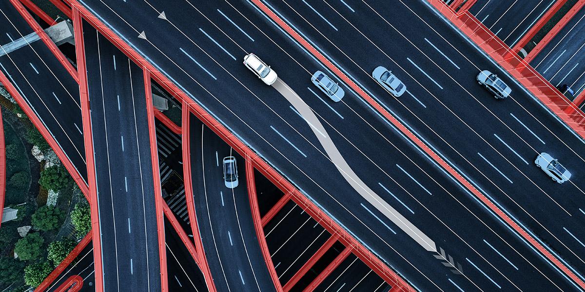 Autonomous driving path planning