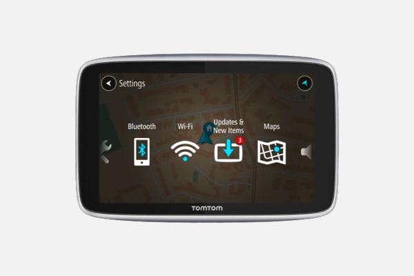 Navigatore GPS per automobili TomTom GO Premium