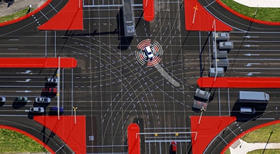 How do HD maps support autonomous driving safety