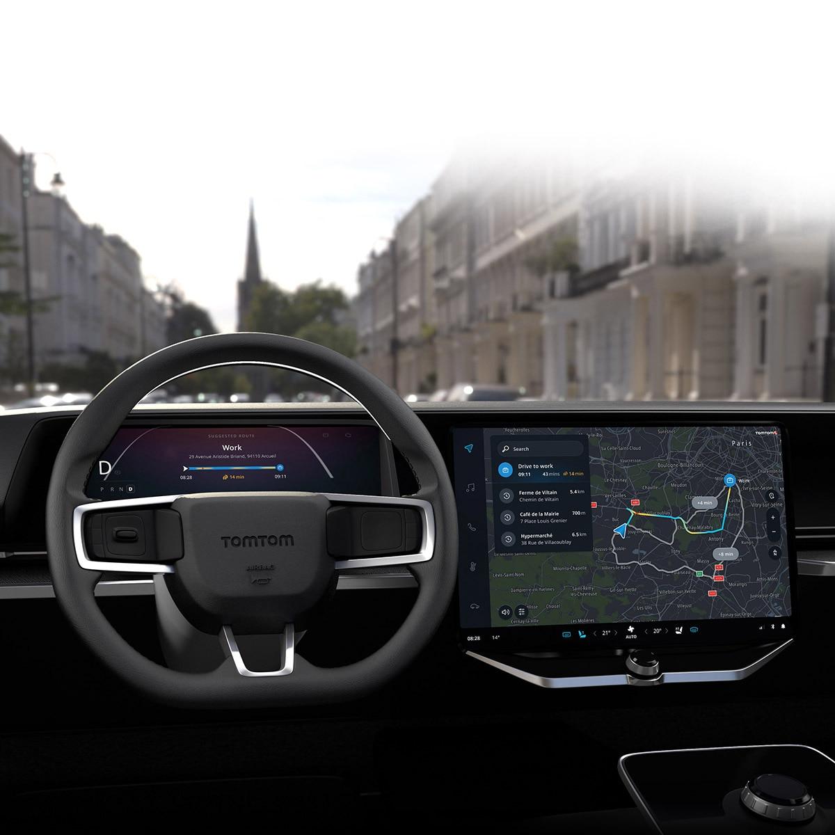 Navigation for Automotive