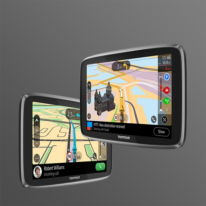 TomTom GPS Devices