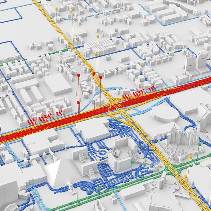 TomTom Real-time Traffic