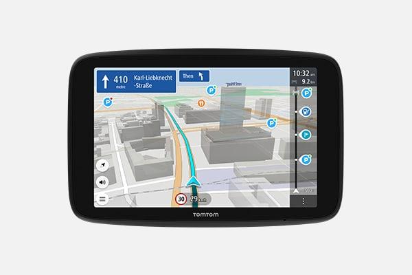 TomTom GPS Car Navigation GO Discover