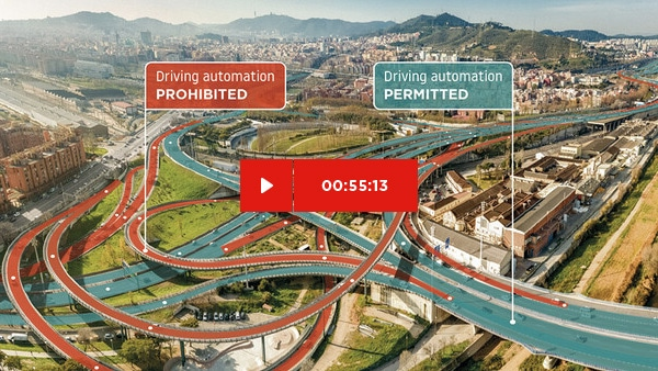 Discover an industry first – TomTom RoadCheck for safer driving automation
