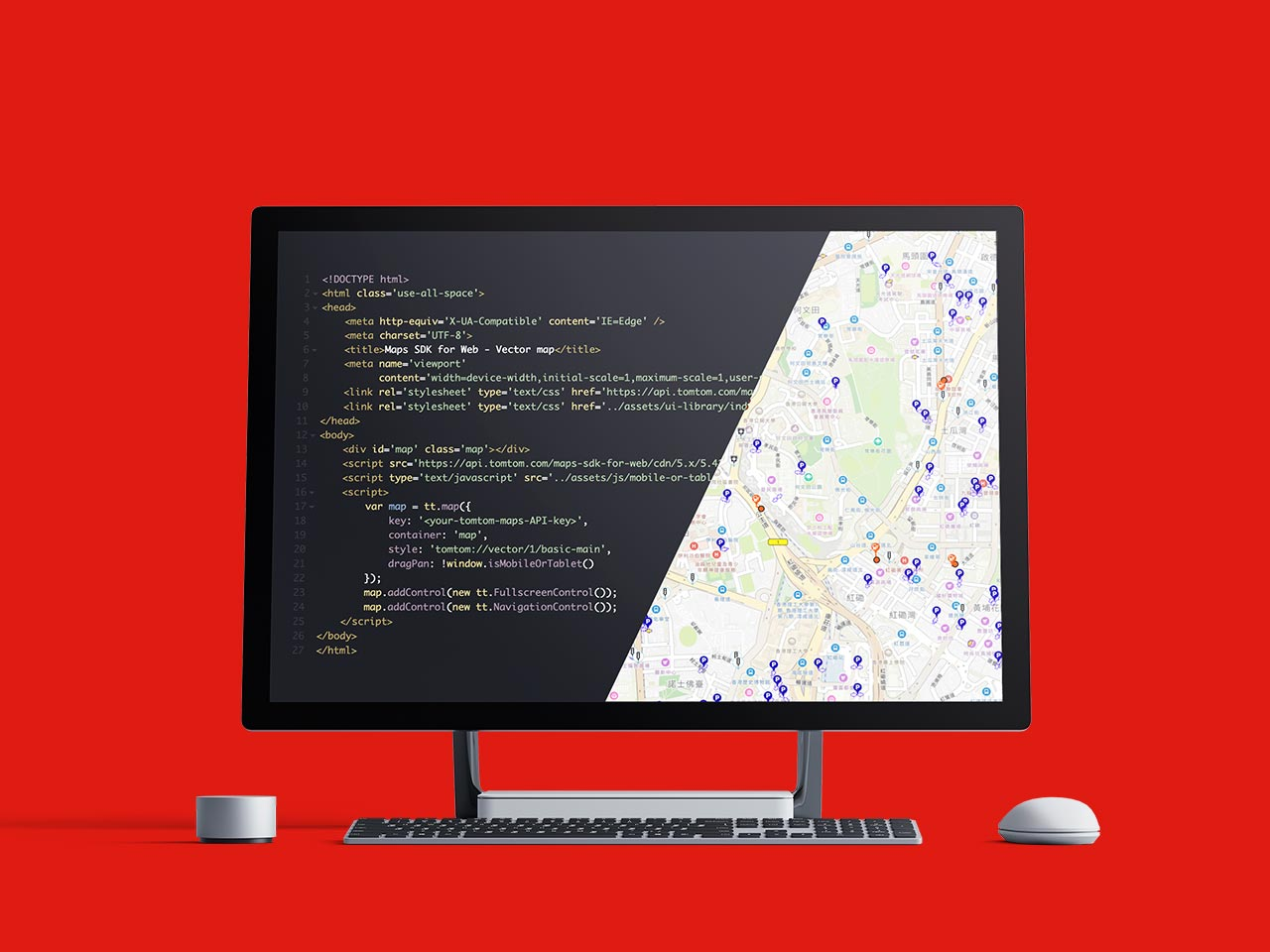 APIs and SDKs