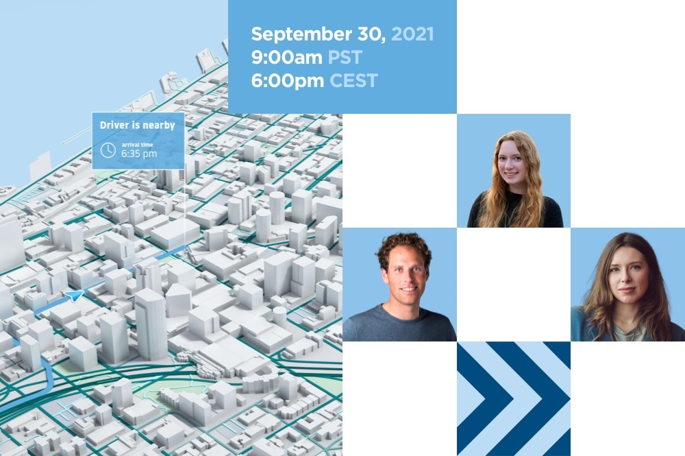 TomTom Webinar: How ETAs work, and how to make them work for you