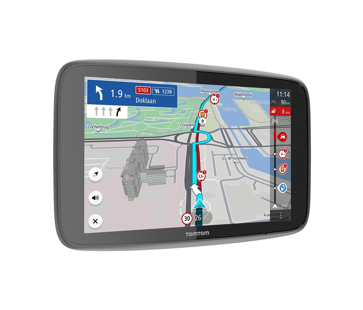 TomTom GPS Truck GPS Navigation GO Expert