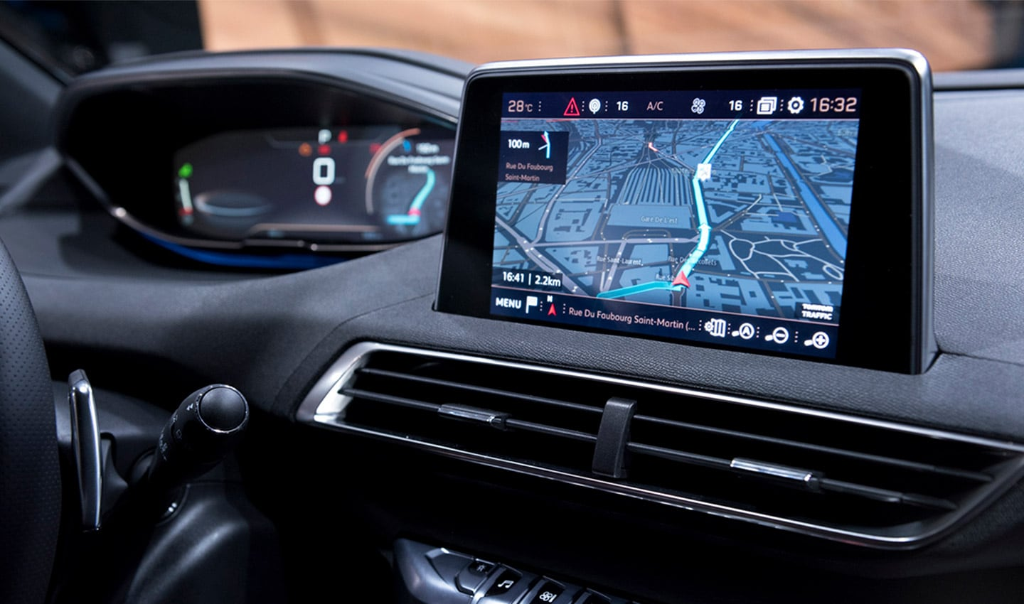 In this day and age, embedded navigation systems are a must-have for many.