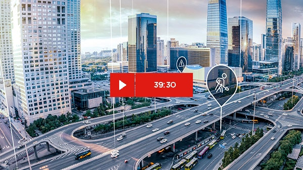 "Watch the webinar ""Increasing safety for the road ahead – Introducing TomTom Hazard Warnings (Chinese)"