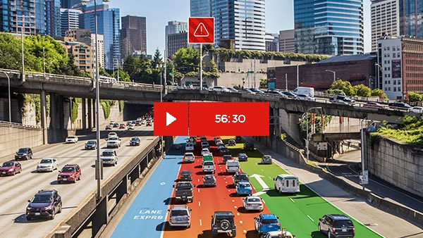 Webinar video: 3 ways to excel at predicting traffic incidents