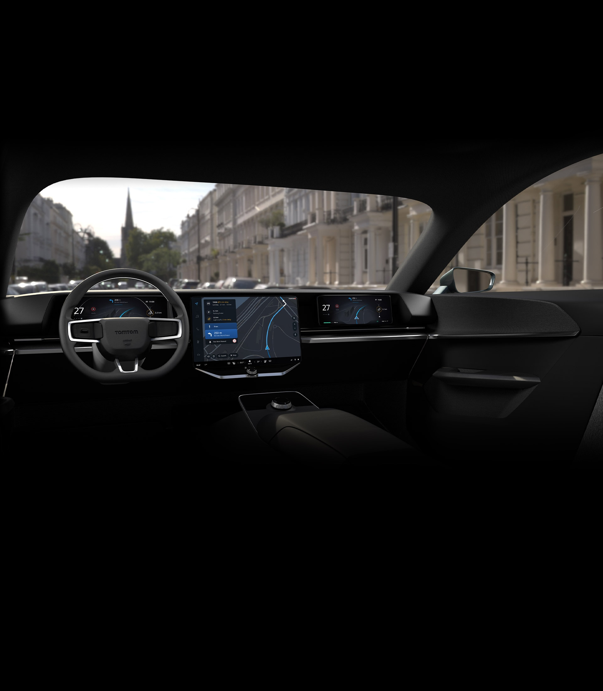TomTom Navigation for Automotive