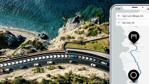 How to use the TomTom Routing API for estimated time of arrival