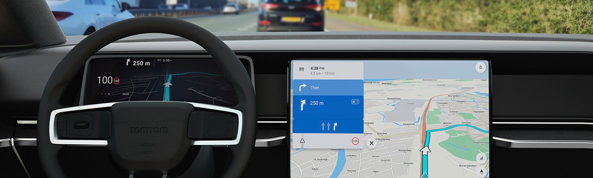 Informing without overwhelming, the secret to designing great in-car user experiences