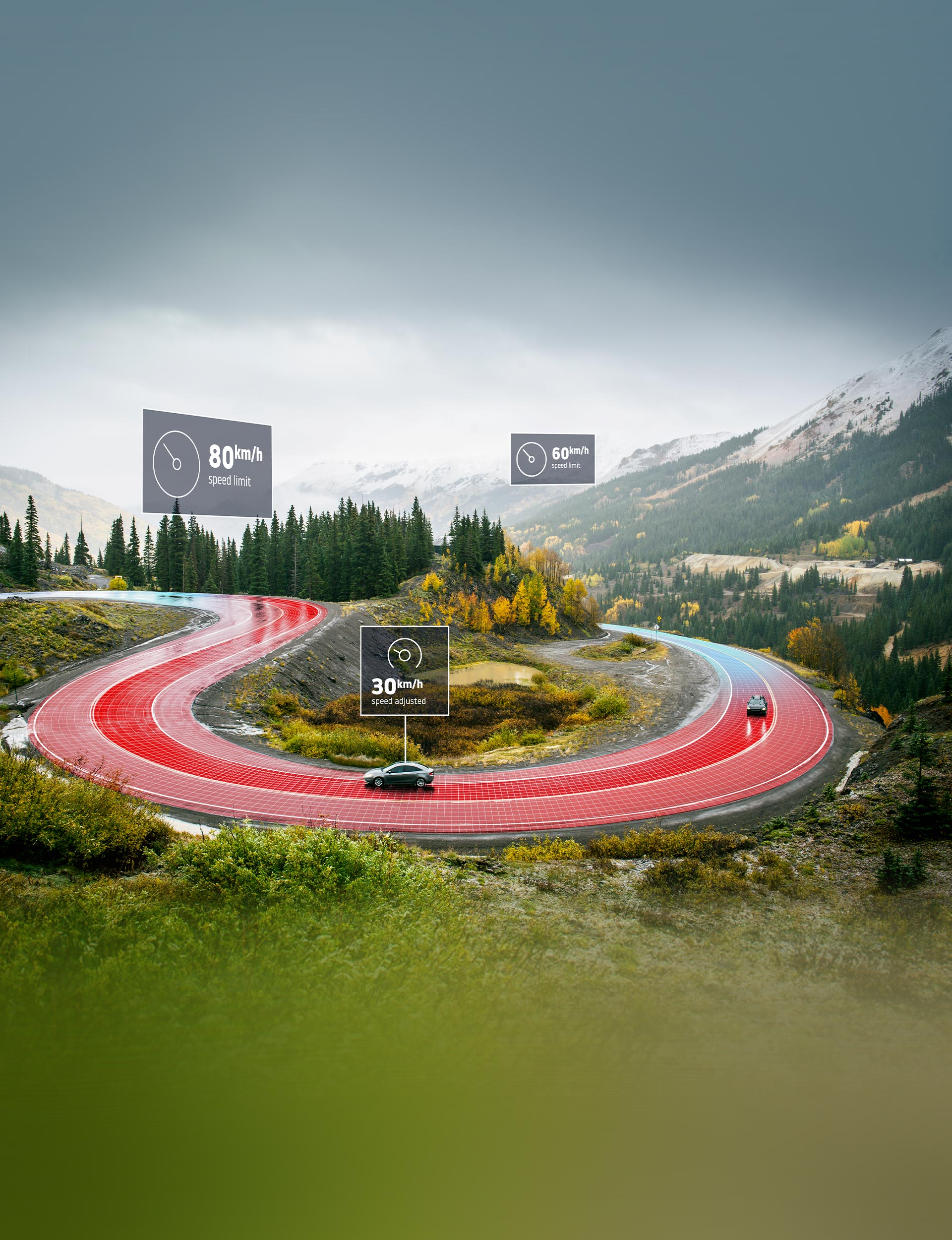 TomTom helps automakers fast-track Intelligent Speed Assistance (ISA) compliance
