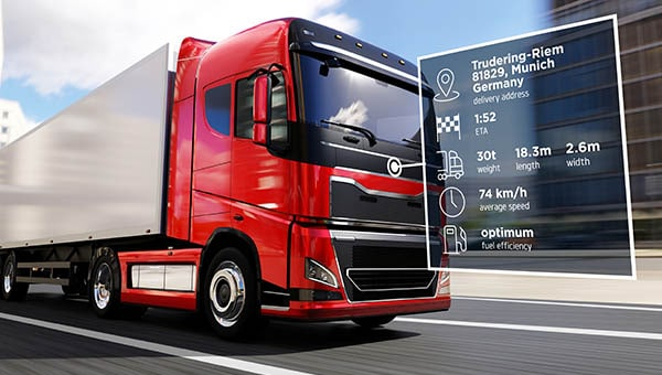 Transforming the fleet and logistics industry with Omnitracs and TomTom