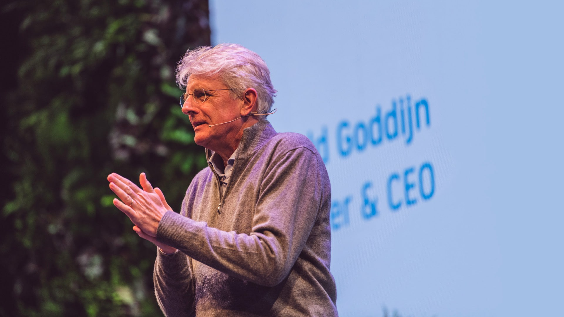 Automotive Hall of Fame honors TomTom CEO Harold Goddijn with first-ever Mobility Innovator Award