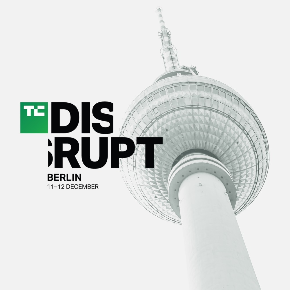 TechCrunch Disrupt 2019 Berlin