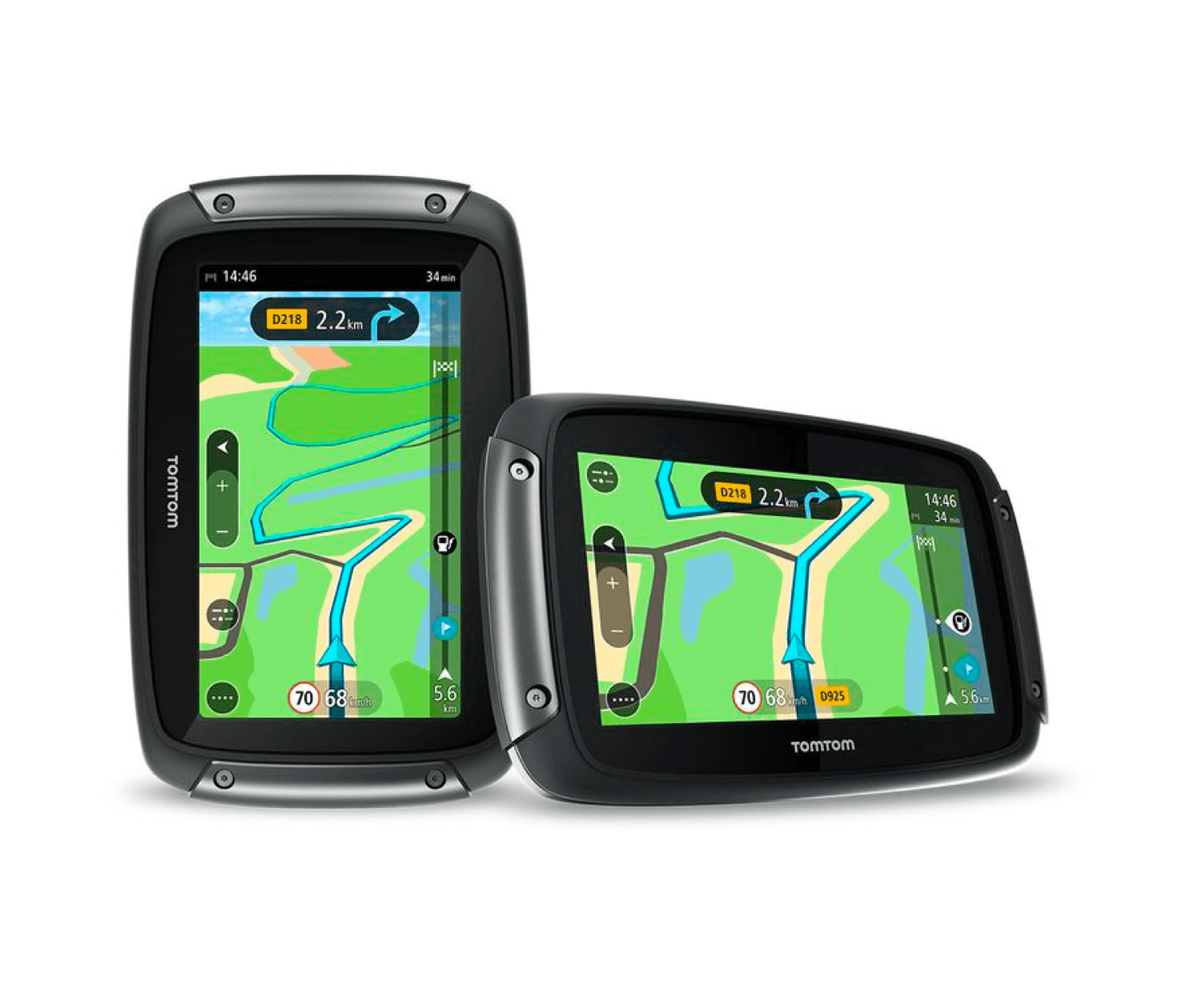 TomTom GPS Motorcycle Navigation Rider