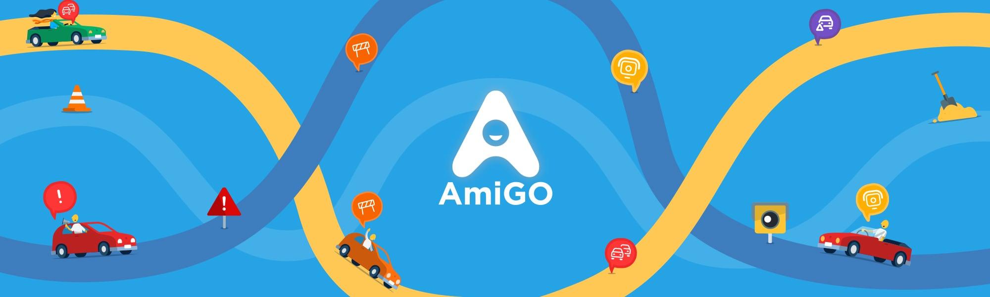 TomTom AmiGO app