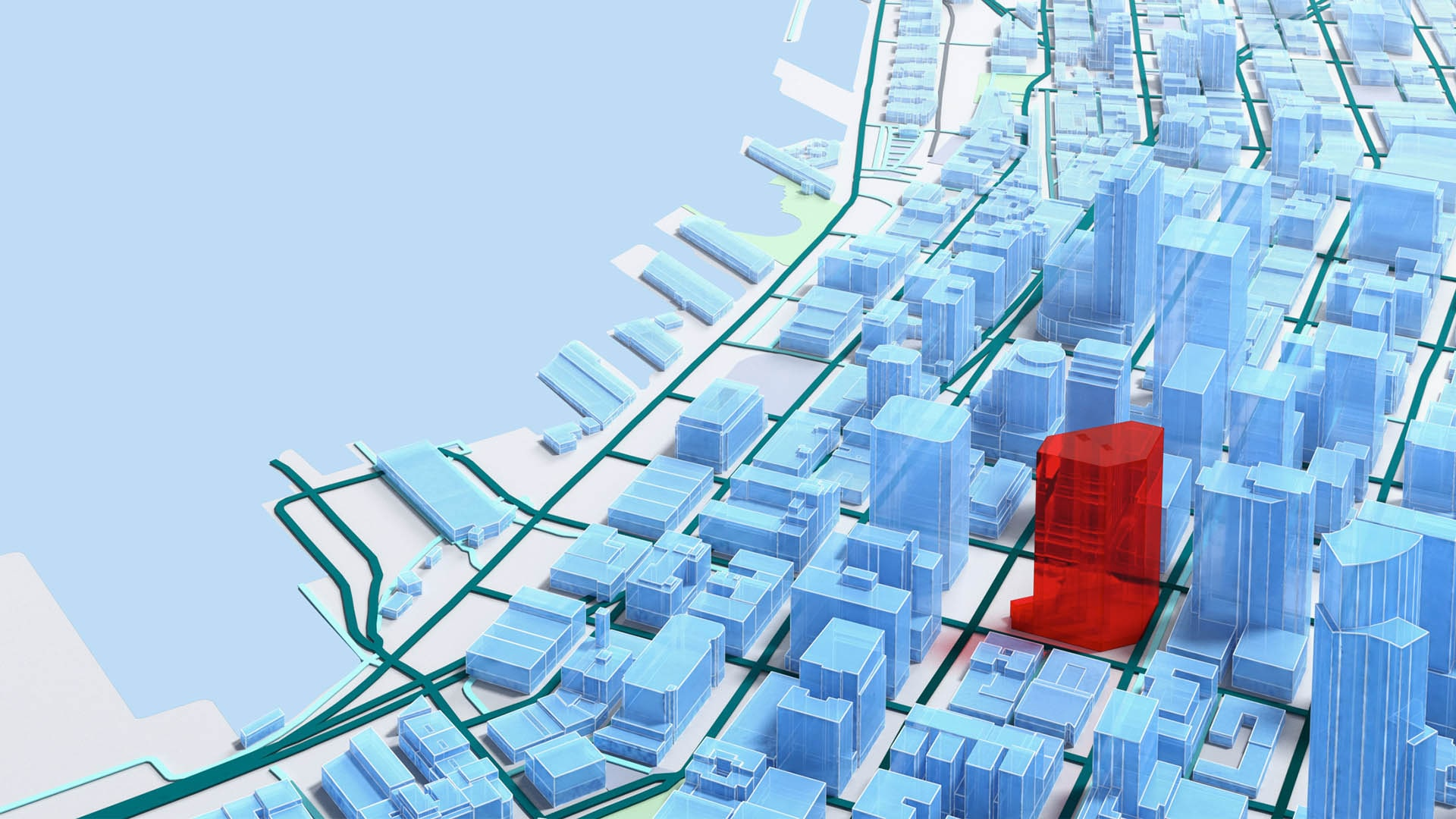 TomTom Map technology