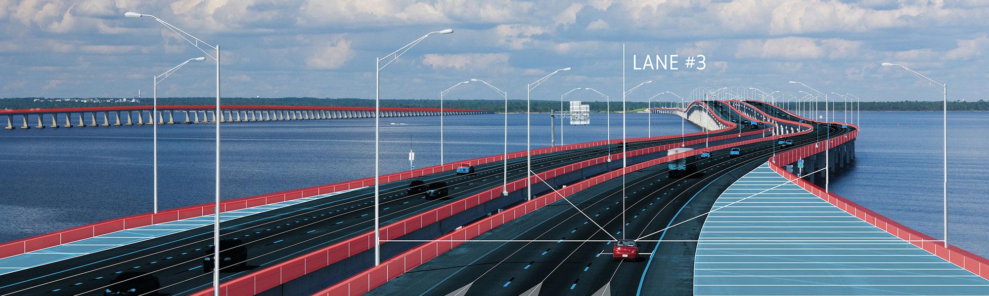 How do HD maps extend the vision of autonomous vehicles?