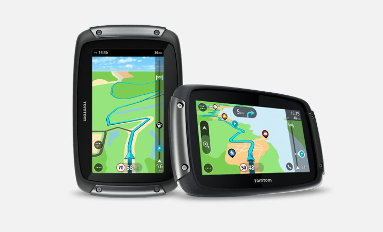 TomTom Rider 550 GPS Navigation