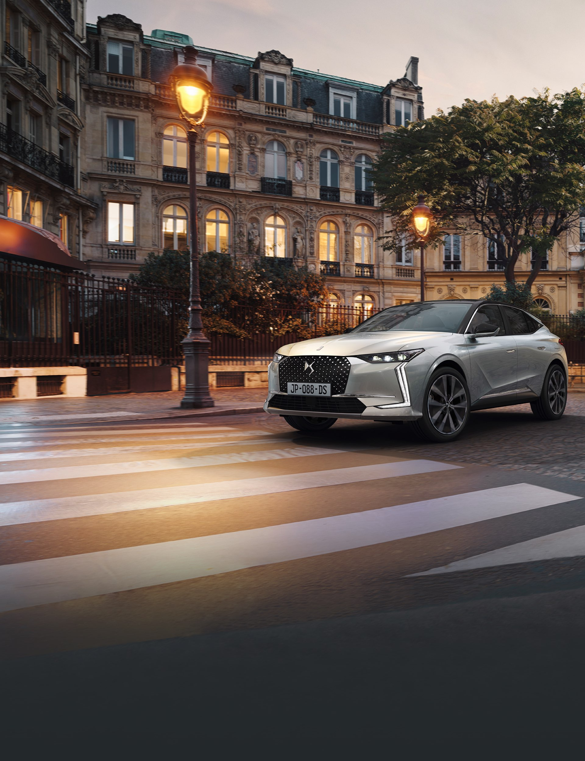 TomTom and DS Automobiles' collaboration