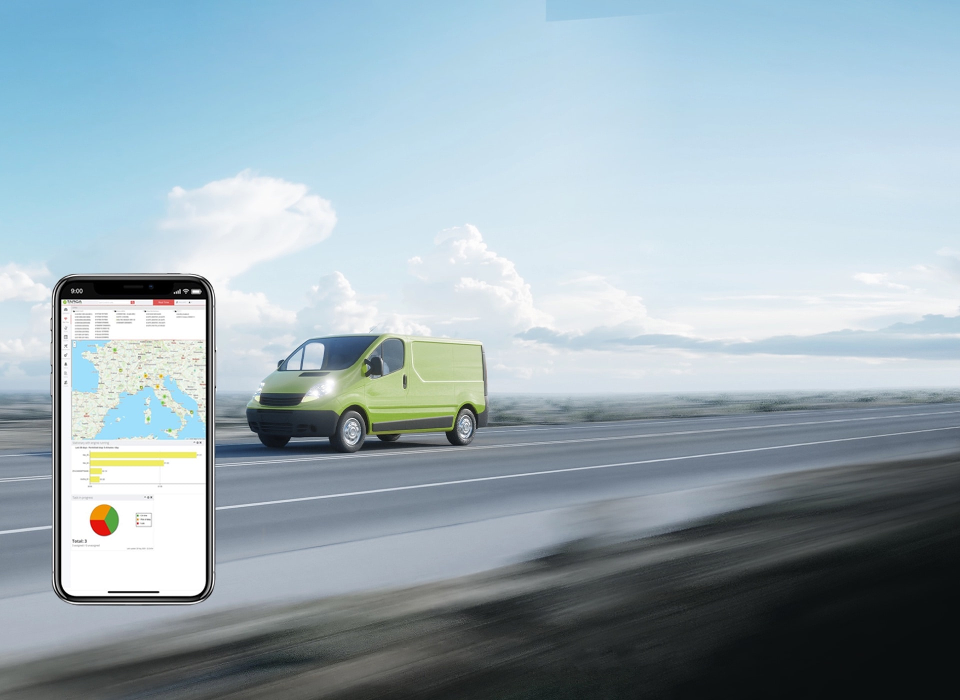 How Location Data makes life easier for smart mobility and fleet management companies