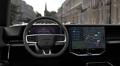 Taking on today's in-dash navigation challenges