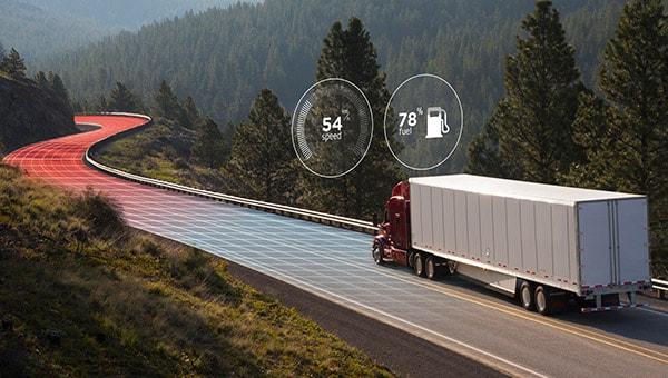 ADAS truck navigation
