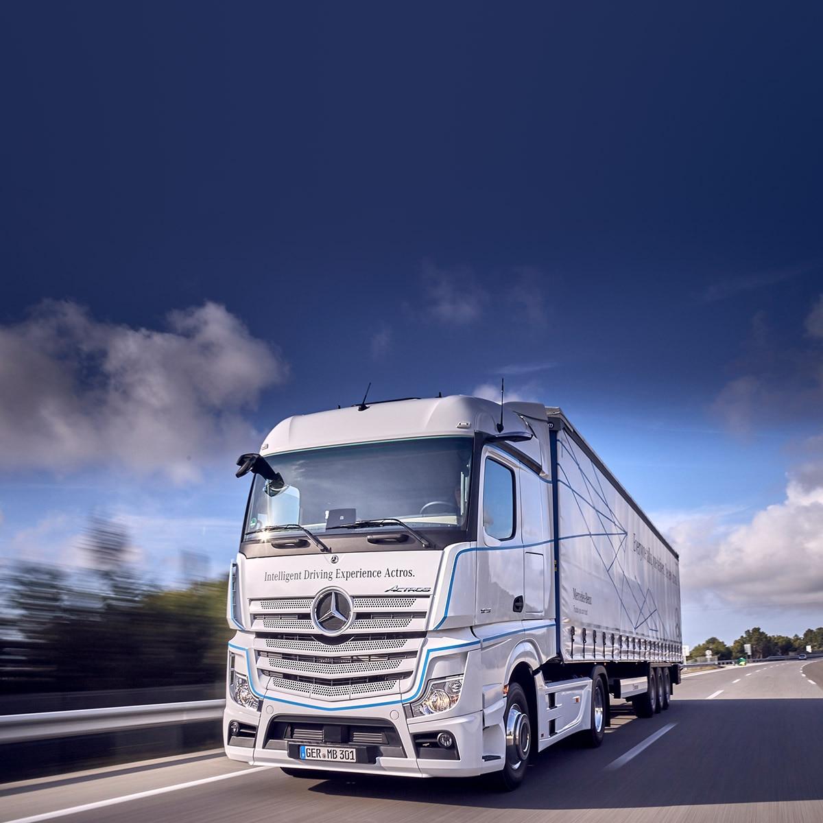 Daimler and TomTom