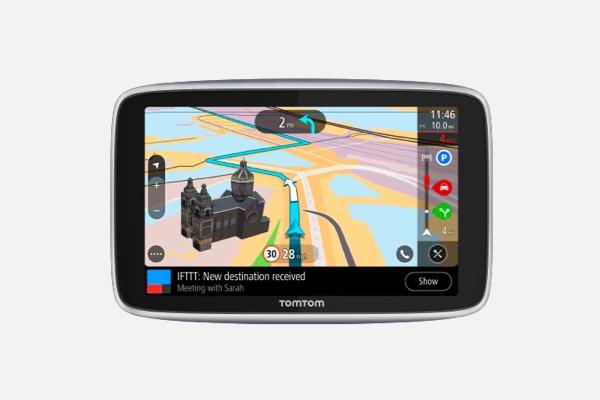 TomTom GPS-autonavigatie GO Premium