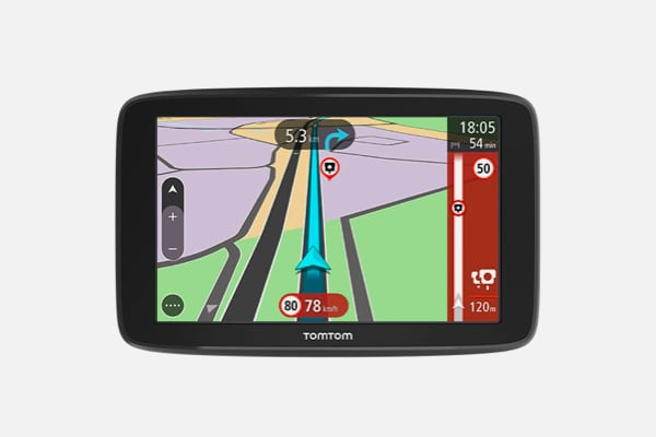 GPS voiture TomTom GO Classic