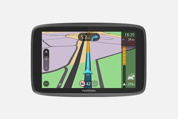 TomTom GPS Truck Navigation GO Professional