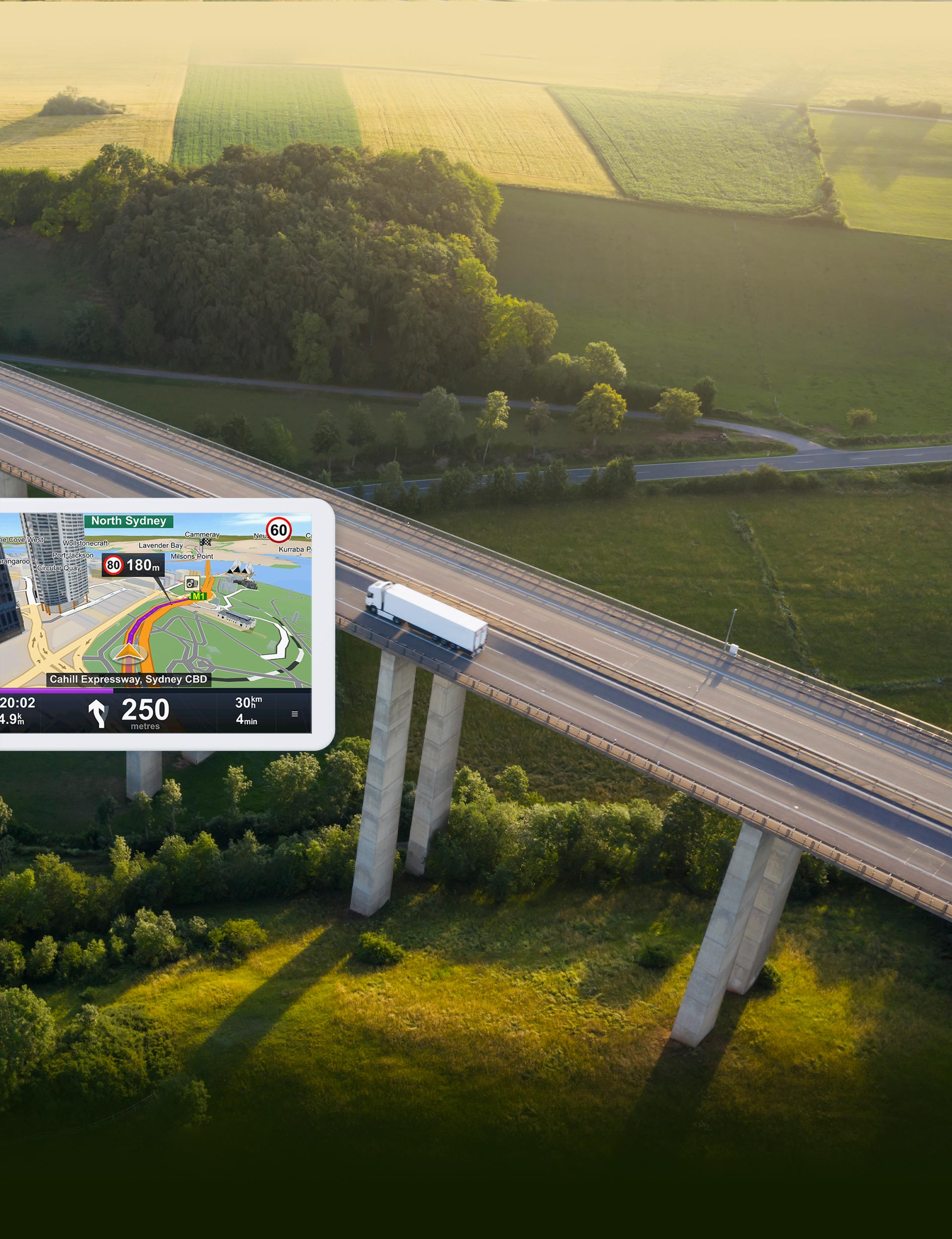 Sygic and TomTom help fleet and logistics providers deliver the goods on time