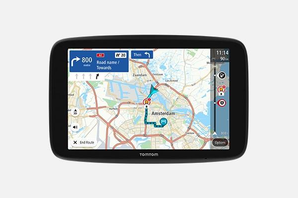 GPS pour poids lourds TomTom GOExpert