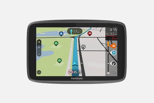 TomTom GPS Camper-navigatie GO Camper