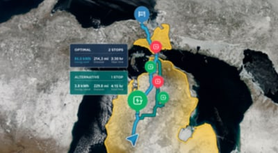 Need to take EV drivers beyond a single charge? We reveal our best practices for long-distance EV routing