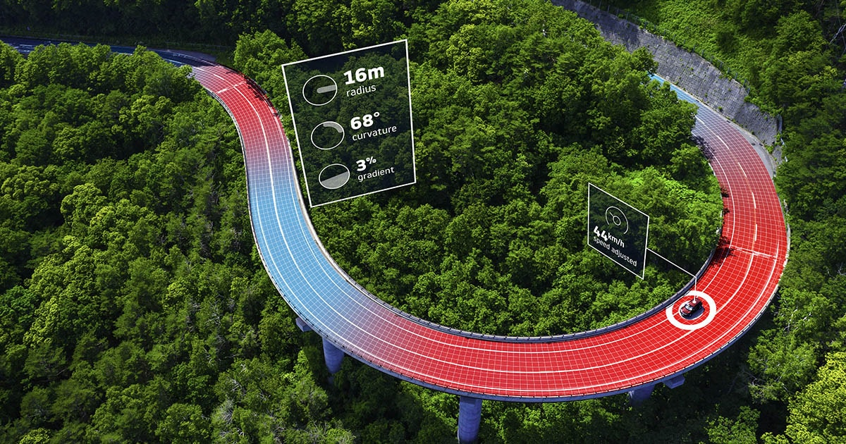 ADAS map data with speed limits - TomTom Webinar