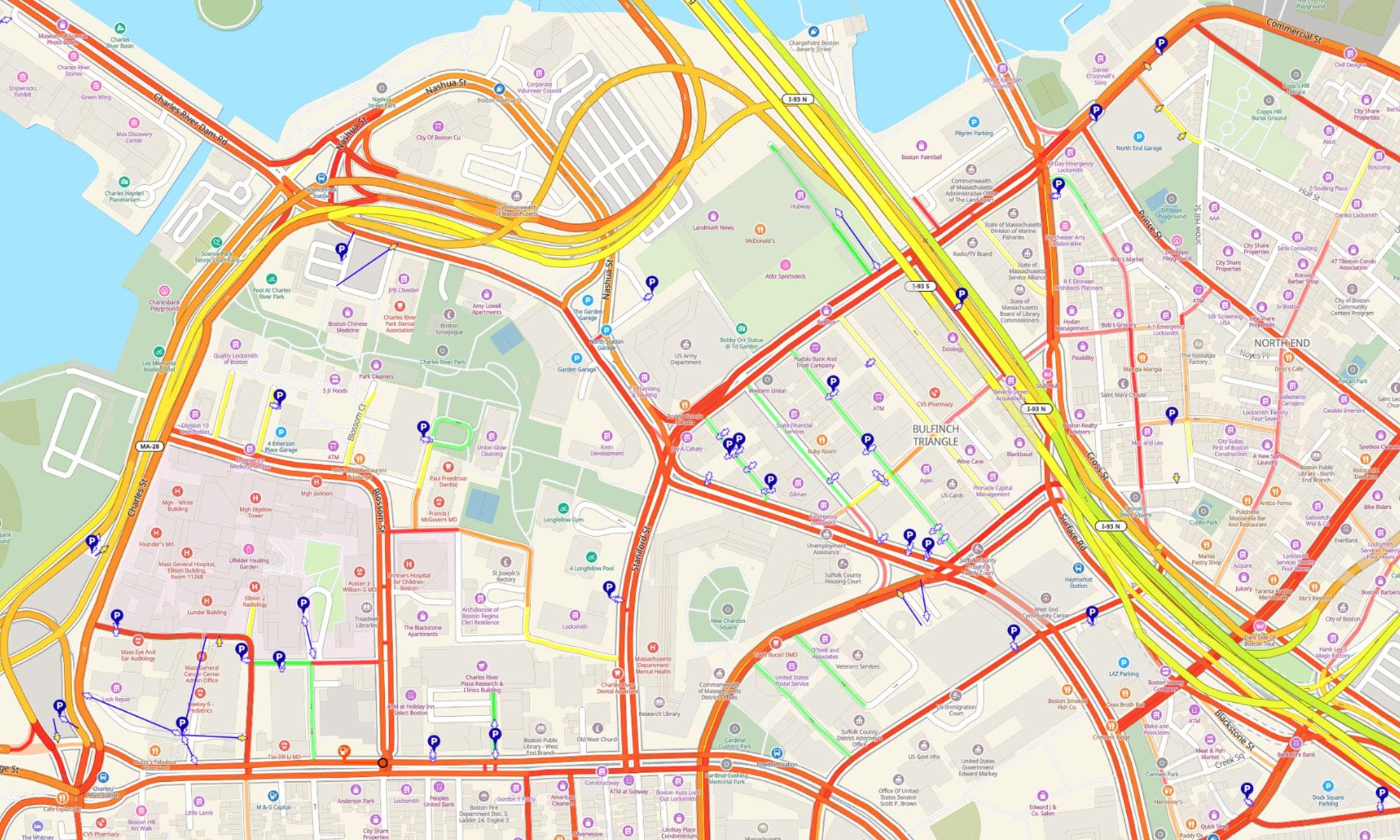 TomTom GIS location analytics