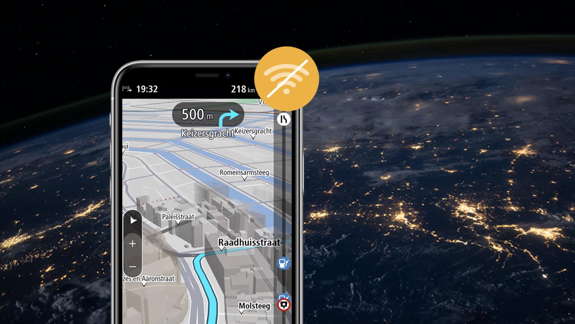 Online & Offline Maps