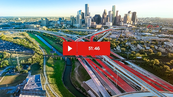 """Watch the webinar """"How traffic impacts navigation: 4 insights on real-time and predictive flow"""""""
