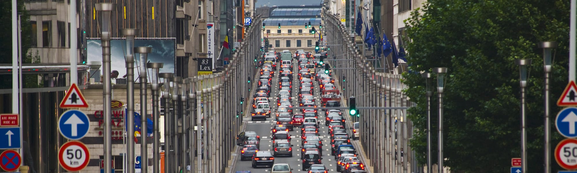 How TomTom and its partners help road authorities solve traffic challenges