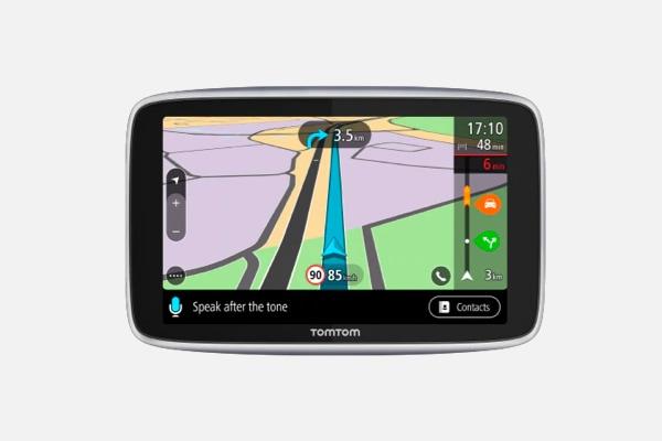 Navegador GPS para coche TomTom GO Premium