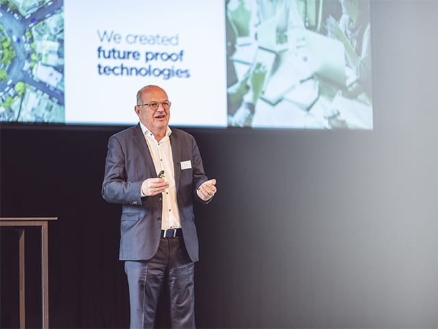 Capital Markets Day 2019 Alain De Taeye MapMaking in the Era of Big Data