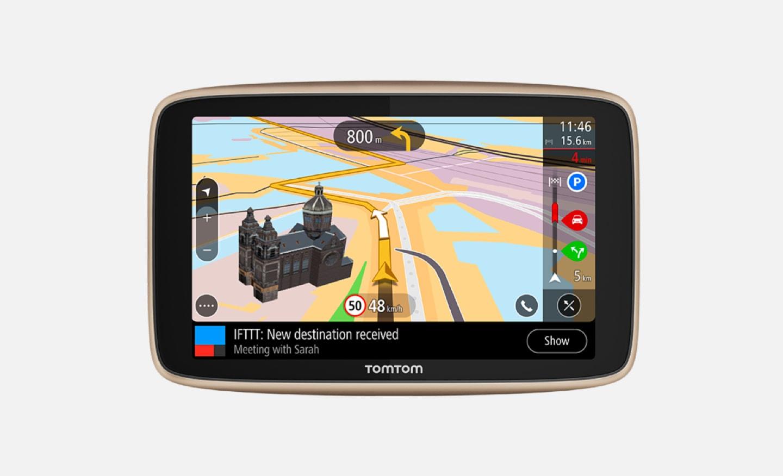 TomTom GO Premium GPS Navigation