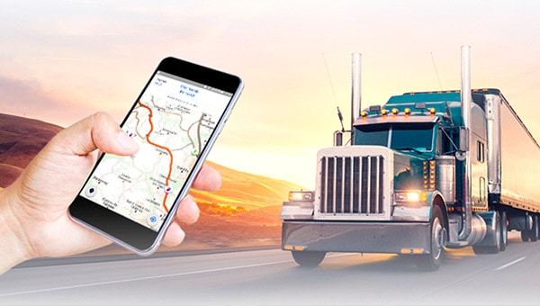 TomTom powers Michelin's Mobile App for truckers
