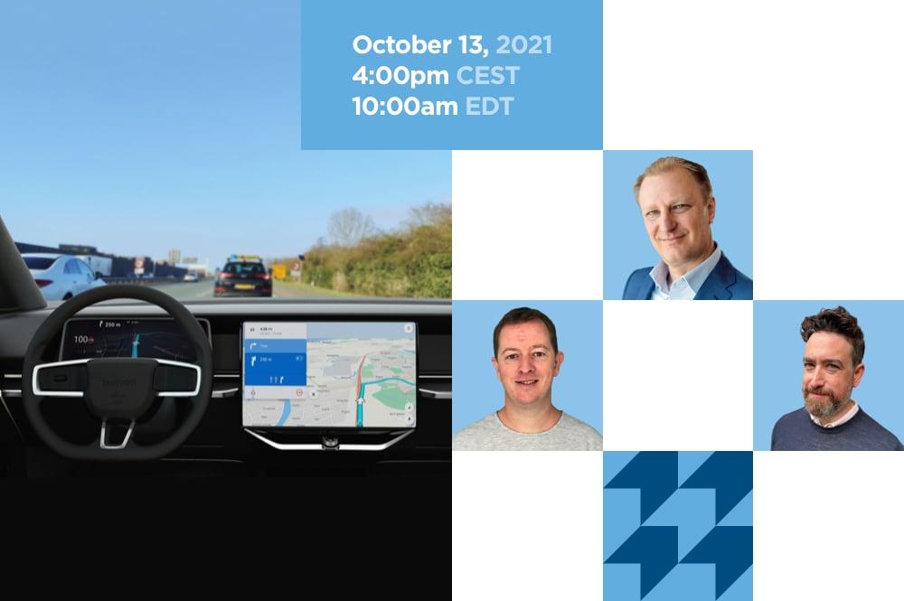 UX design for the future automotive cockpit